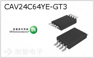 CAV24C64YE-GT3