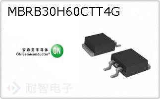 MBRB30H60CTT4G