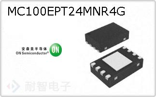 MC100EPT24MNR4G