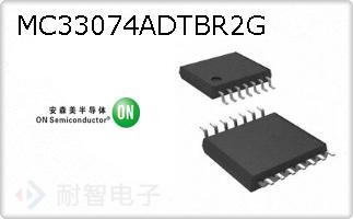MC33074ADTBR2G