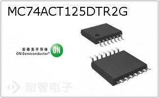 MC74ACT125DTR2G