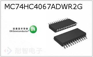MC74HC4067ADWR2G