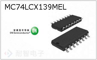 MC74LCX139MEL