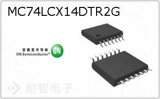 MC74LCX14DTR2G