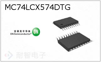 MC74LCX574DTG
