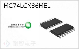 MC74LCX86MEL