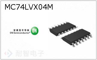 MC74LVX04M