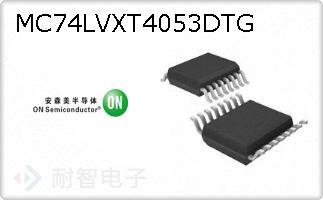 MC74LVXT4053DTG