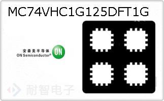 MC74VHC1G125DFT1G
